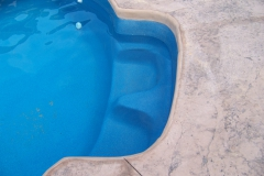 Double chair pool seat - many of our fun features available!