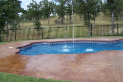 Tile Decked Pool 3