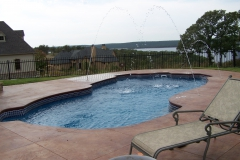 Tile Decked Pool 2