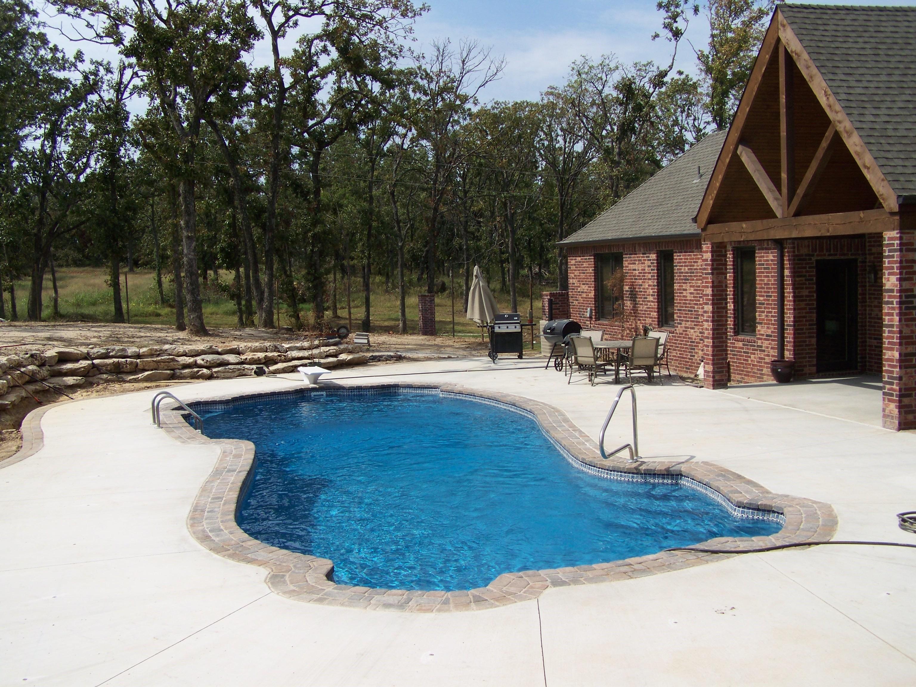 Gallery Of Oasis Pools Tulsa Fiberglass Pools Swimming