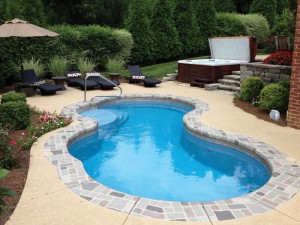 Fiberglass Pools designs and Shapes - Swimming Pool Contractor Tulsa OK