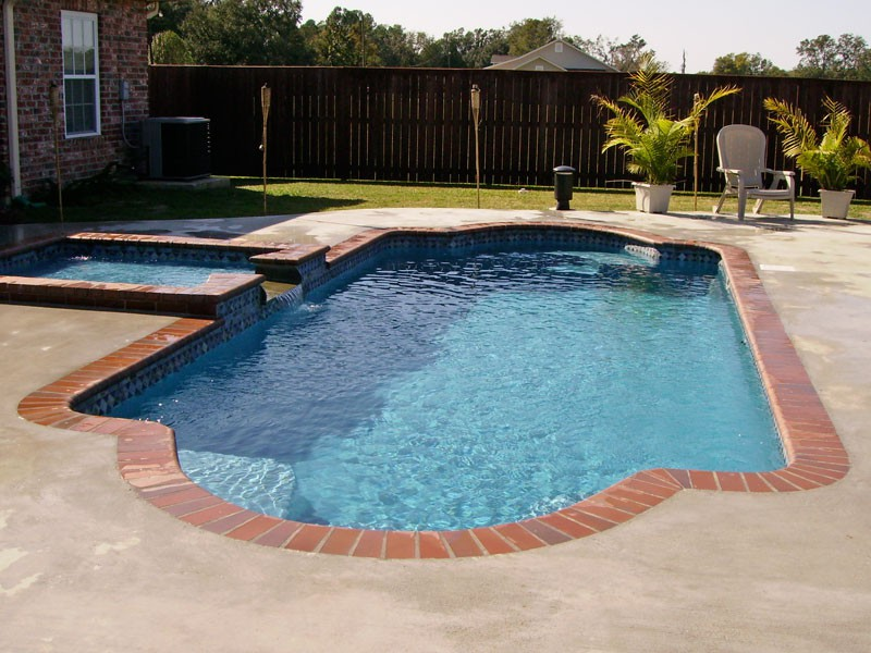 Hydra Trilogy pool designs Tulsa OK