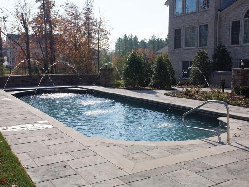 Hyperion Trilogy swimming pools Tulsa OK