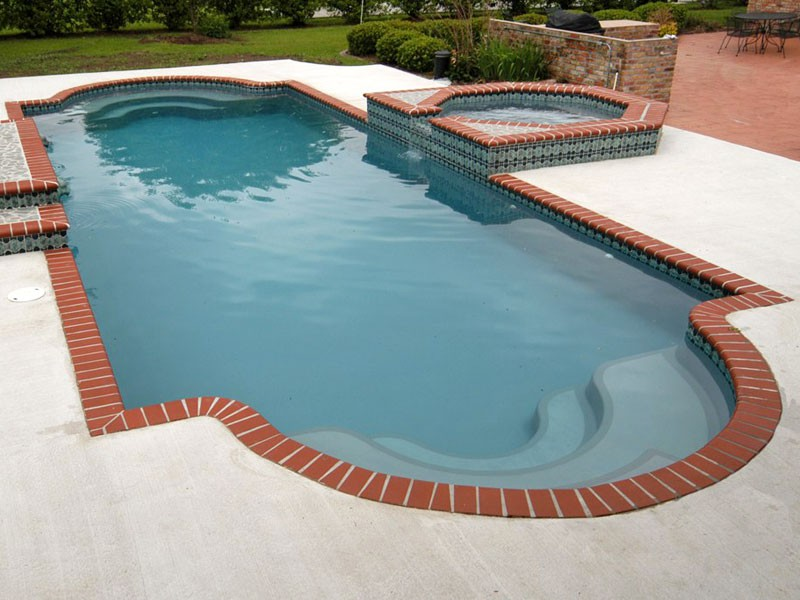 Pisces Trilogy swimming pools Tulsa OK
