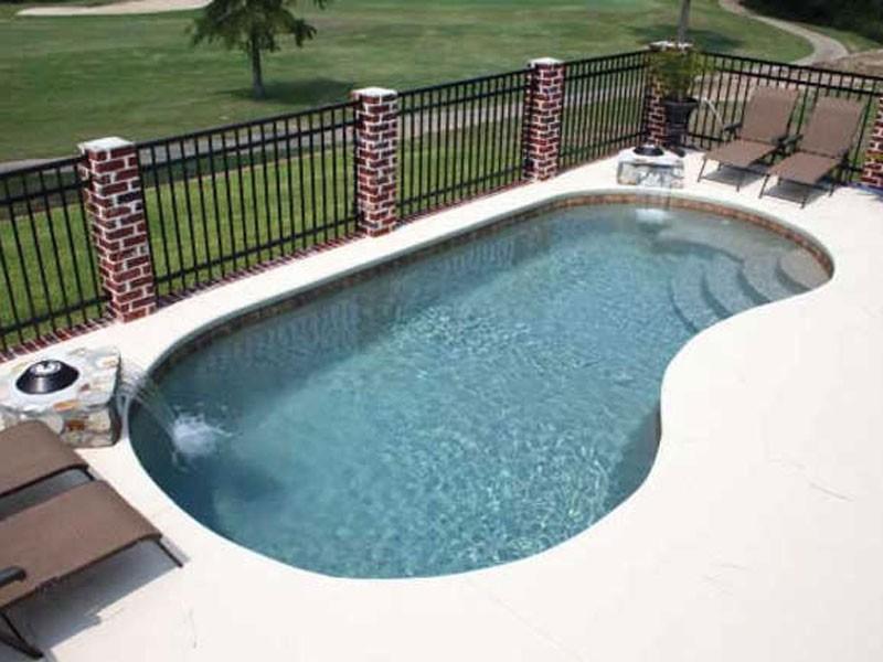 Challenger Trilogy swimming pools Tulsa OK