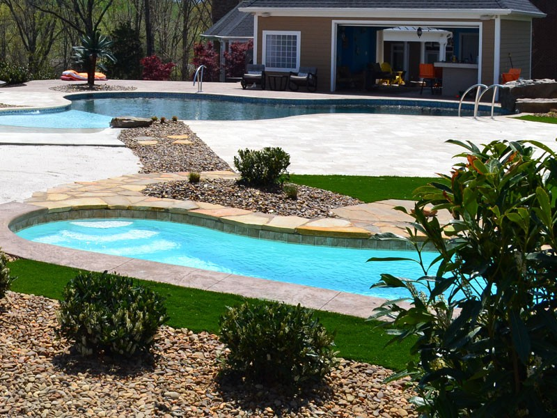 Discovery Trilogy swimming pools Tulsa OK