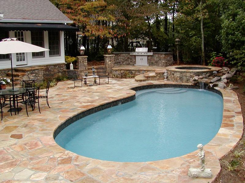 Equinox Trilogy swimming pools Tulsa OK