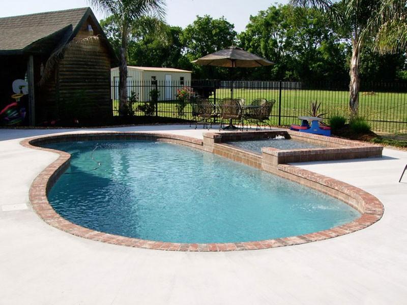 Latitude Trilogy swimming pools Tulsa OK