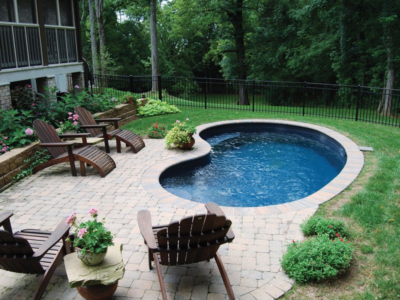 Solstice Trilogy swimming pools Tulsa OK