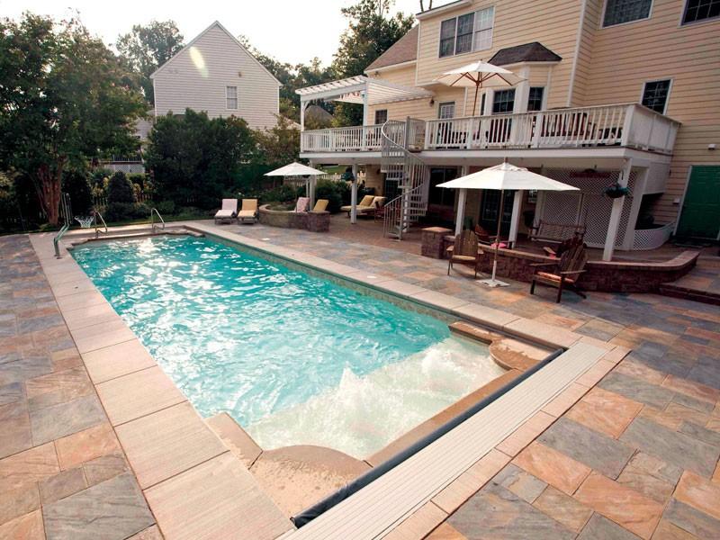 Regulus Trilogy swimming pools Tulsa OK
