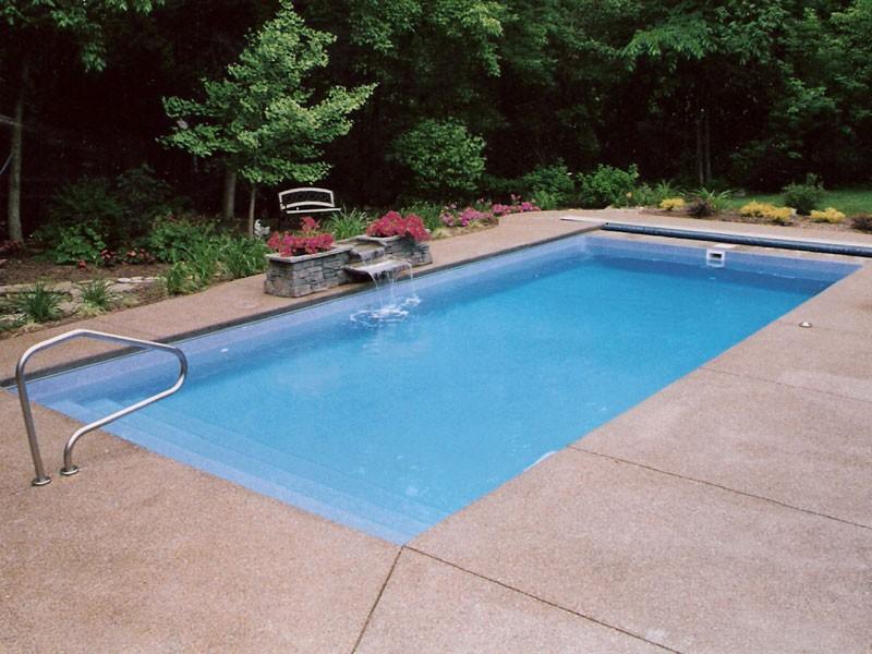 Zenith Trilogy swimming pool design Tulsa OK